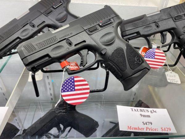 Taurus G3c 9mm