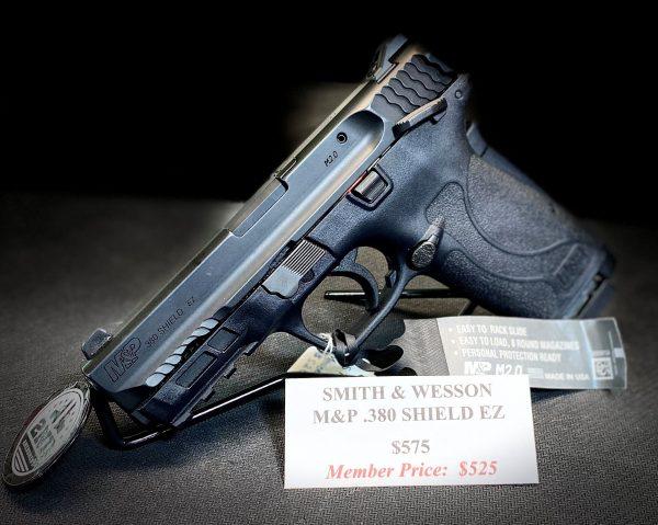 Smith & Wesson M&P .380 Shield EZ