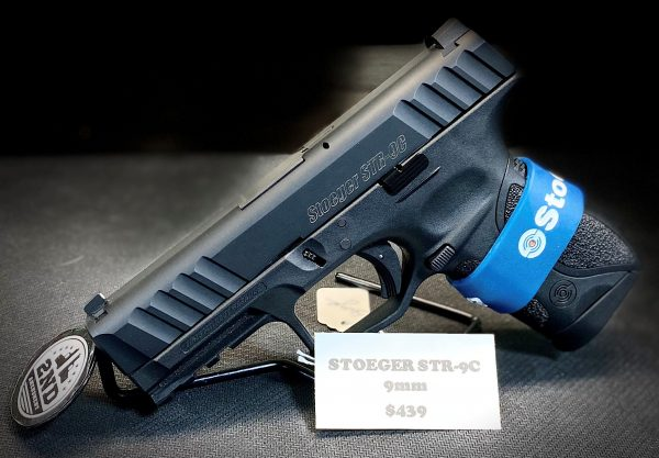 stoeger str-9c 9mm